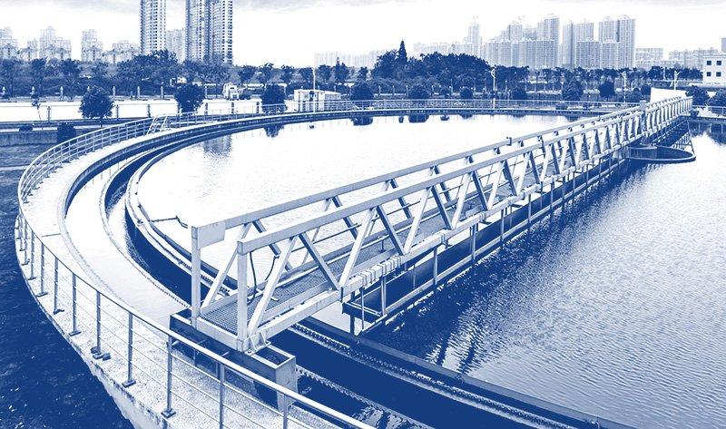 Pompe per depurazione e acquedotti