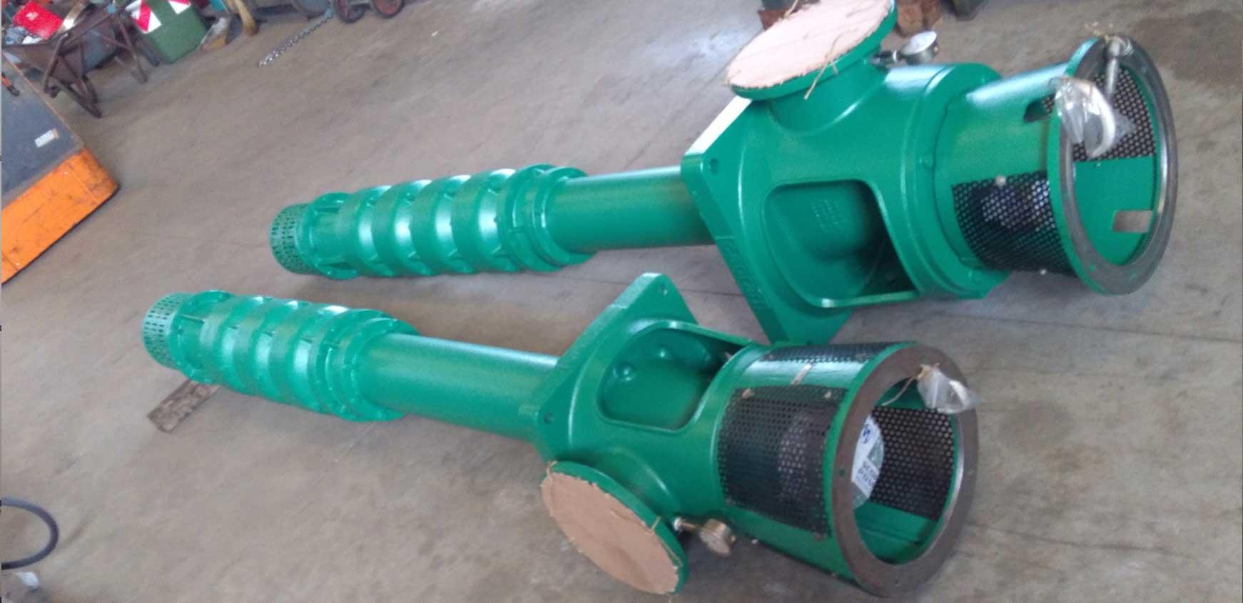 Caprari repair pump
