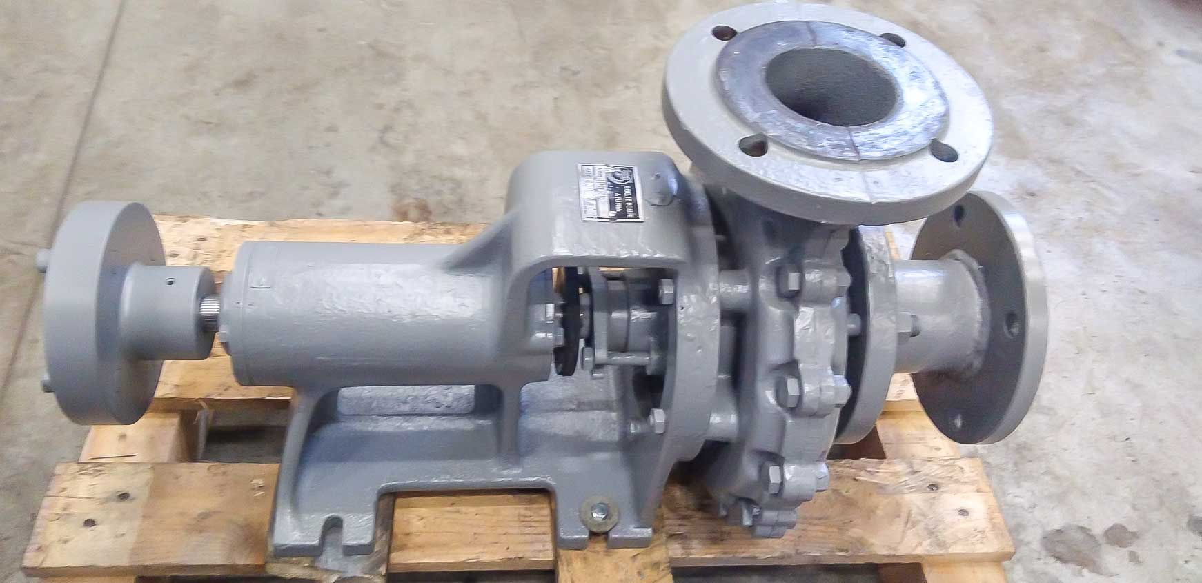 Rotos pump repair