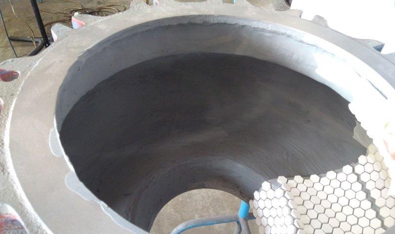 Ricostruzione ricambi pompe
